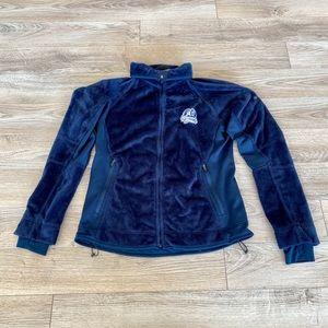 Columbia Old Dominion University fleece jacket